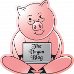 The Vegan Blog Logo